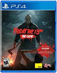 amazon black friday 2017 playstation amazon com friday the 13th the game playstation 4 edition