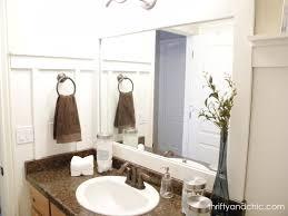 diy frame bathroom mirror 106 cool ideas for diy mirror frame