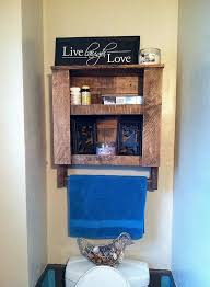 best 25 pallet shelf bathroom ideas on pinterest pallet ideas
