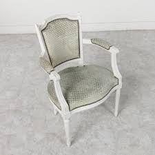 louis xvi period armchairs french metro antiques