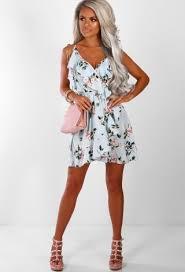 light blue mini dress mini dresses pink boutique