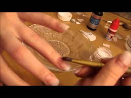 diy acrylic nails youtube