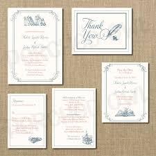 Wedding Invitations Hotel Accommodation Cards Vintage Library Wedding Invitation Rsvp Enclosure Card Save