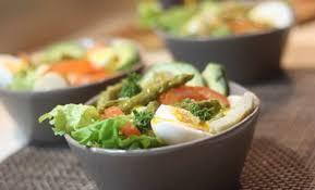 cuisiner la salade verte salade verte pour diabétiques recettes diététiques