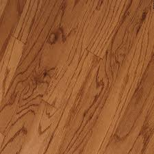 Bruce Hardwood And Laminate Floor Cleaner Bruce Springdale Oak Butterscotch 3 8 In Thick X 3 In Wide X