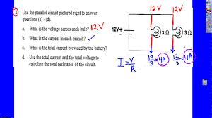 Grief Worksheets Parallel Circuit Worksheet Worksheets For Dropwin