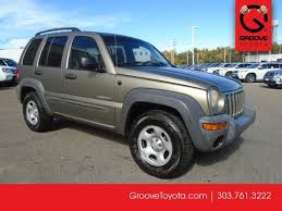 jeep liberty 2004 for sale used 2004 jeep liberty sport for sale denver co g4031886b