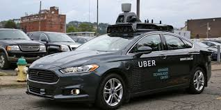 cities vie to become hubs of self driving technology