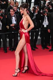 jessica rabbit gossip bella hadid goes jessica rabbit 2 0 on cannes red carpet