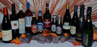 thanksgiving beverages chatty gourmet