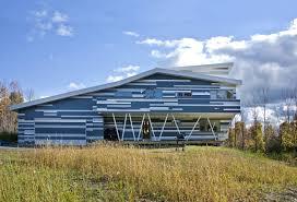 Bill Gates Aquarium In House by Ithaca Tag Archdaily