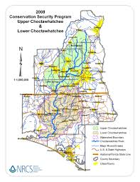 Map Of Alabama And Florida by Upper Choctawhatchee River Watershed Csp 2008 Nrcs Ohio