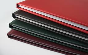 Leather Photo Book Luxury Hard Material Photo Book Ds Colour Labs