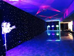 wedding backdrop lighting kit online cheap led wedding party curtain cloth black ceiling