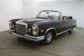 classic mercedes convertible 1971 mercedes benz 280se 3 5 cabriolet conversion beverly hills