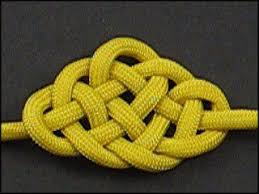 best 25 decorative knots ideas on knotting