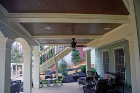 Deck And Patio Combination Pictures by Porch U0026 Deck Combination With Watertight Deck U0026 Patio Below Fine