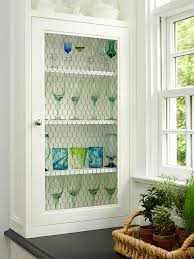 What To Put In A Curio Cabinet Remodelaholic Get This Look Classic Kitchen Curio