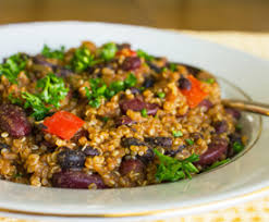 quinoa chili recipe easy vegan quinoa bean recipe crockpot or