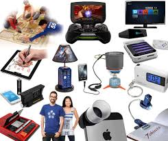 Technology And Gadgets Exploring 7objects