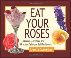 Flowers In A Book - edible flower books blog the flower deli