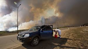 Alberta Wildfire System by Battling The Beast