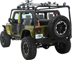 jeep 4x4 armor 4x4 roof rack base kit for 07 16 jeep wrangler jk 2