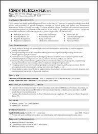 Example Of A Nursing Resume by 32 Best Resume Example Images On Pinterest Sample Resume Resume