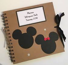 mickey mouse photo album disney photo album ebay