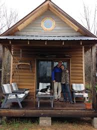 small cabin in the woods living off the grid can be illegal michigan radio