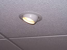 recessed lighting fixtures in suspended ceiling systems family