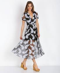line u0026 dot soft feather dress black feather ld3478a free