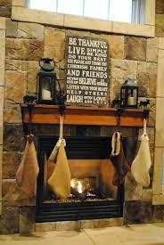 fall decor fireplace mantel grey decorating ideas modern mantle a