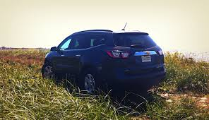 capsule review 2014 chevrolet traverse lt awd the truth about cars