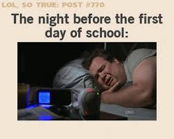 First Day Of School Funny Memes - joke first day at school
