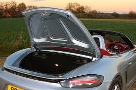 porsche 911 interior back seat porsche 718 boxster convertible 2016 features equipment and