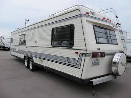 1989 holiday rambler holiday rambler 33rlt travel trailer