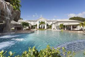 Backyard Pool With Slide That Incredible Water Park Mansion In Boca Was Reduced To 8m