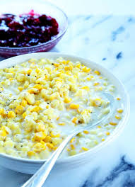 thanksgiving sides creamed corn great gluten free