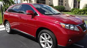lexus rx red attachments clublexus lexus forum discussion
