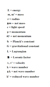 How Does Gravity Light Work Gm Jackson Physics And Mathematics A Quantum Gravity Lagrangian