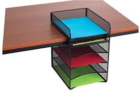 Hanging Desk Drawer Organizer Hanging Desk Drawer Organizer Archives Best Desk Design Ideas
