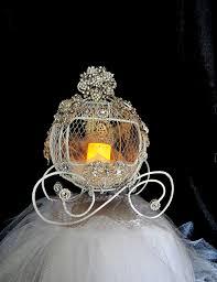 princess carriage centerpiece wilton wedding cake topper cinderella princess carriage wilton