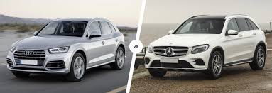 mercedes jeep 2018 mercedes glc vs audi q5 suv comparison carwow