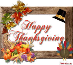 happy thanksgiving wishes card