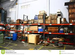 dirty and poorly used storage racks stock images image 20333014