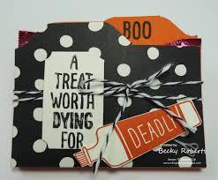 inking idaho file folder halloween treat
