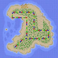 Cocoa Beach Map Super Mario Kart Maps Snes Mario Universe Com A Super Mario