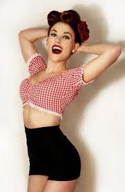 pin up girl costume a guide to looking on not costumes and