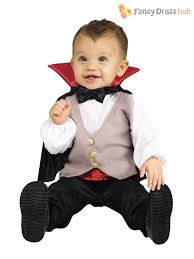 dracula halloween costume kids baby toddler halloween fancy dress vampire babygrow costume boys